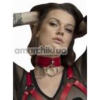 Чокер Feral Feelings Collar, красный - Фото №1