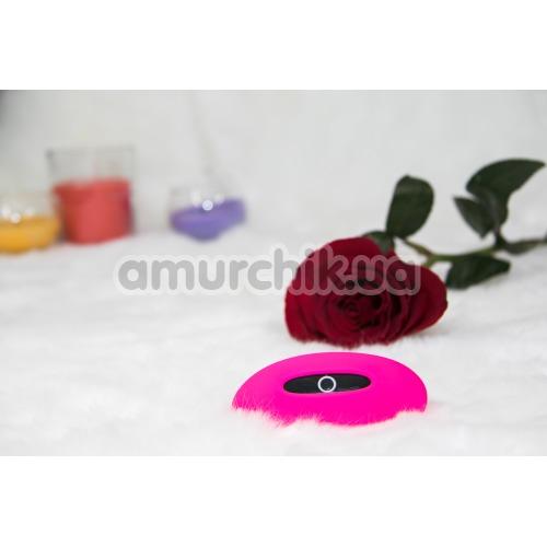 Клиторальный вибратор Magic Motion Candy Smart Wearable, розовый