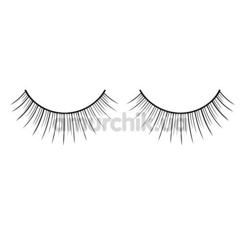 Ресницы Black Deluxe Eyelashes (модель 587) - Фото №1