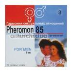Эссенция феромона Pheromon 85 №3 - реплика Calvin Klein Euphoria Men, 5 мл для мужчин