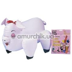 Секс-кукла свинка Erotic Love Piggie - Фото №1