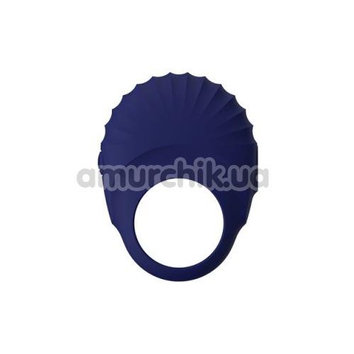 Виброкольцо Blue Evolution Pallas, синее - Фото №1