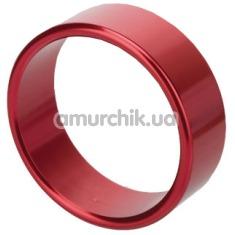 Эрекционное кольцо Rocket Rings красное, 5 см - Фото №1