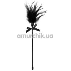Перышко для ласк Bad Kitty, черное - Фото №1