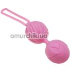 Вагинальные шарики Adrien Lastic Geisha Lastic Balls S, розовые - Фото №1