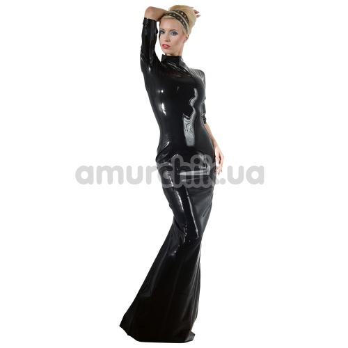 Длинное платье Late X, черное