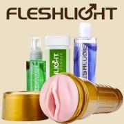 Как ухаживать за мастурбаторами Fleshlight?
