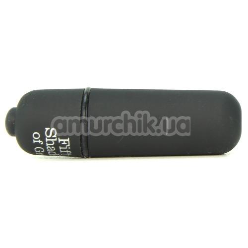 Клиторальный вибратор Fifty Shades of Grey Heavenly Massage Bullet Vibrator