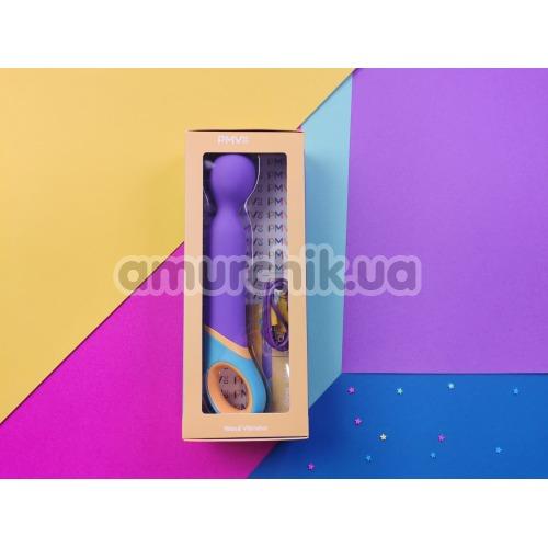 Универсальный массажер PMV20 Base, фиолетовый