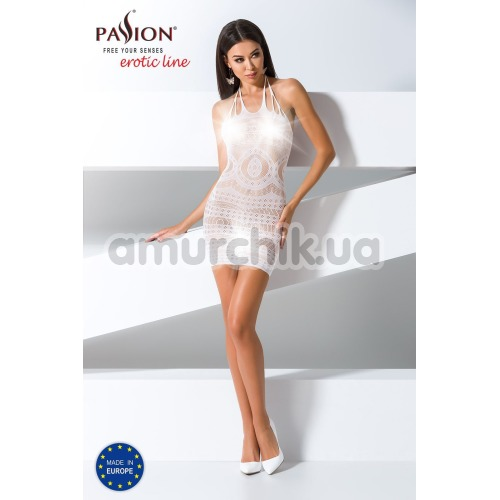 Платье Passion Free Your Senses BS063, белое