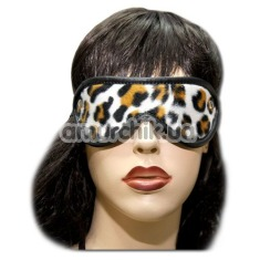 Маска на глаза Spade, леопардовая - Фото №1
