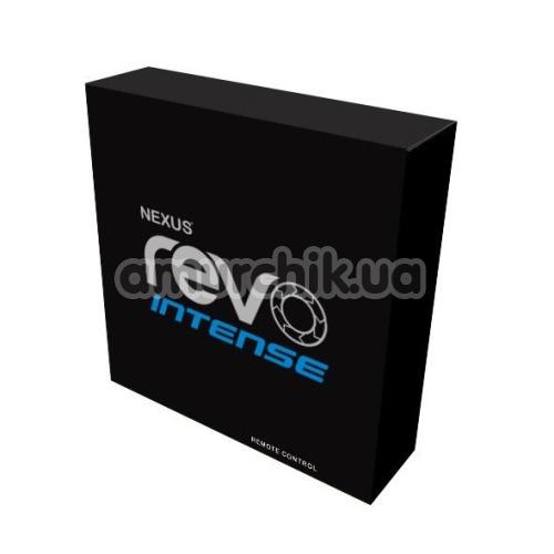 Вибростимулятор простаты для мужчин Nexus Revo Intense, черный