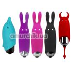 Набор клиторальных вибраторов Adrien Lastic Pocket Vibe, 25 шт - Фото №1