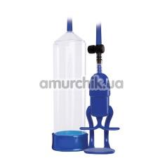 Вакуумная помпа Renegade Bolero Pump, синяя - Фото №1