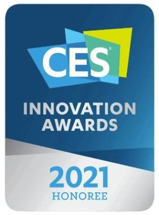 CES 2021 Innovation Awards