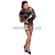Чулки Anne D'ales Tosca, чёрные - Фото №1