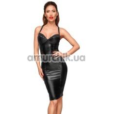 Платье Noir Dress Matte, чёрное - Фото №1