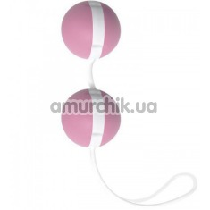 Купить Вагинальные шарики Joyballs Trend, розово-белые