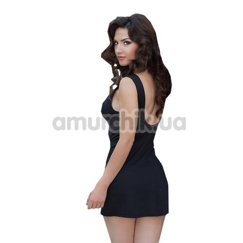 Платье Dina, черное