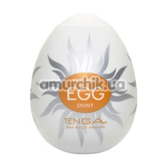 Мастурбатор Tenga Egg Shiny Солнечный