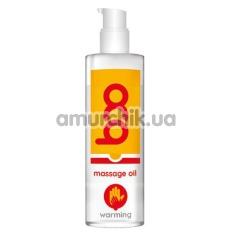 Массажное масло с согревающим эффектом Boo Massage Oil Warming, 150 мл - Фото №1