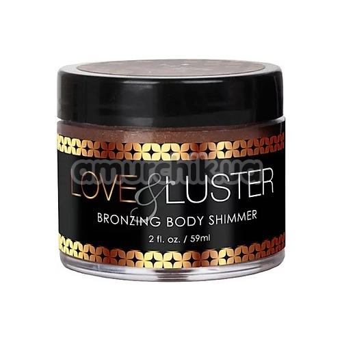 Гель-краска для тела Sensuva Love & Luster Bronzing Shimmer Gel, 59 мл - Фото №1