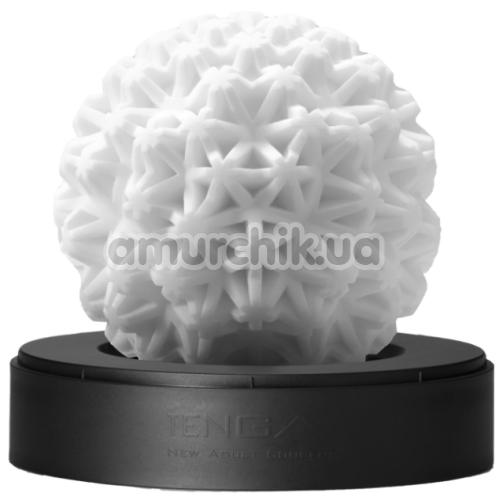 Мастурбатор Tenga Geo Coral, белый