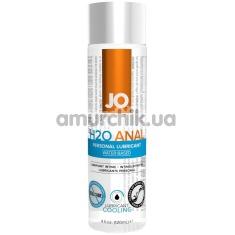 Анальный лубрикант JO Anal H2O Cool с охлаждающим эффектом, 120 мл - Фото №1