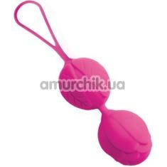 Вагинальные шарики Mai Attraction Pleasure Toys N46, розовые - Фото №1