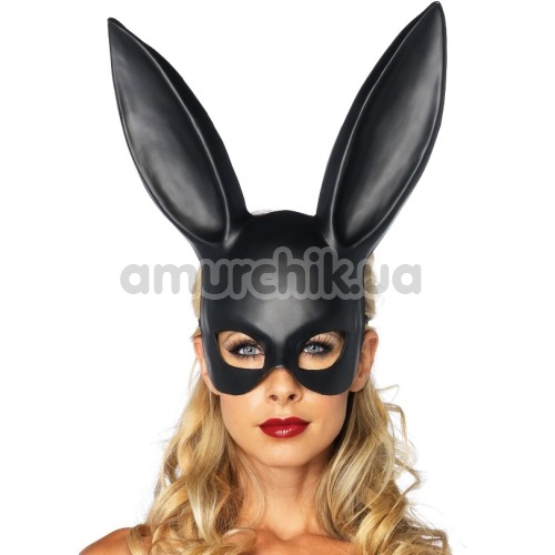 Маска Кролика Masquerade Rabbit Mask, черная