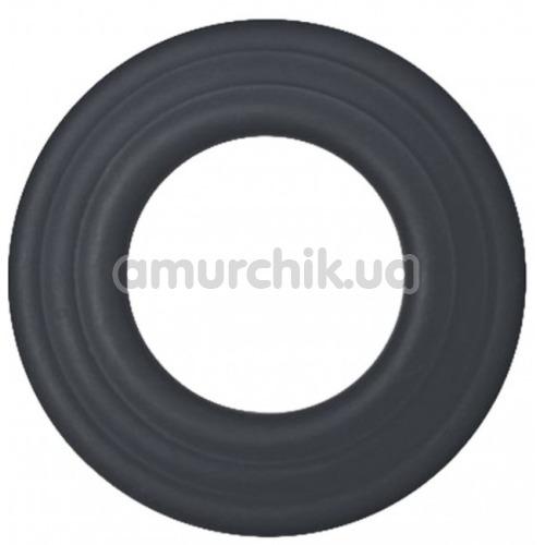 Набор эрекционных колец Hombre Xtra Stretch Silicone C-Bands, черный