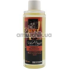 Масло для массажа Wild Dance цитрус-корица с феромонами - Фото №1