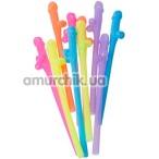 Трубочки для напитков Dicky Sipping Straws Bunt 10 шт - Фото №1