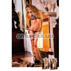 Комплект Animal Print Bikini Set: бюстгальтер + трусики-стринги - Фото №1