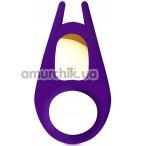 Виброкольцо Rianne S Pussy & The Knight Couple Ring, фиолетовое - Фото №1
