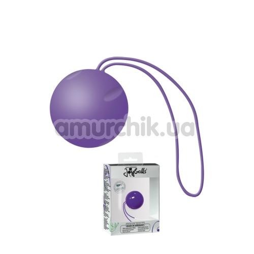 Вагинальный шарик Joyballs Single, фиолетовый