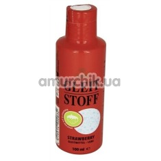 Лубрикант Amor Gleit Stoff Strawberry - клубника, 100 мл - Фото №1