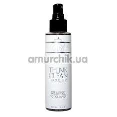 Антибактериальное средство для очистки секс-игрушек Sensuva Think Clean Thoughts, 125 мл - Фото №1