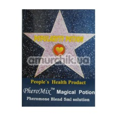 Микс феромонов Popularyty Potion 5 мл для мужчин и для женщин - Фото №1
