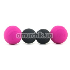 Вагинальные шарики K.1 Silicone Magnetic Balls - Фото №1