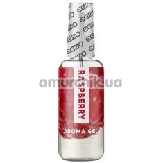Оральный лубрикант EGZO Aroma Gel Raspberry - малина, 50 мл - Фото №1