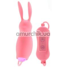 Клиторальный вибратор OMG! Bullets #Cute Vibrating Bullet, розовый - Фото №1