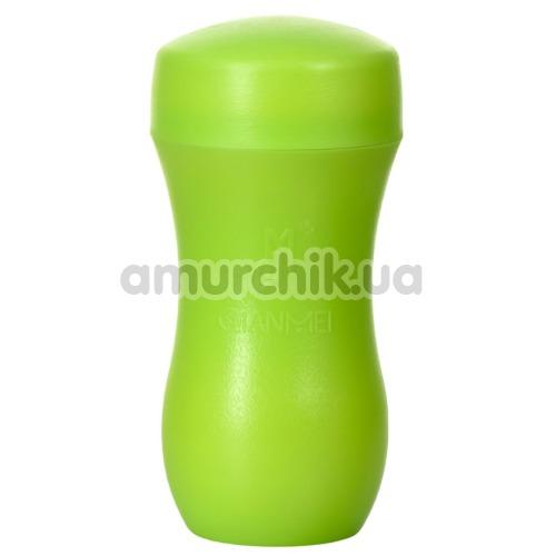 Мастурбатор A-Toys Masturbator Crista, зеленый