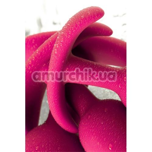 Набор из 3 анальных пробок Toyfa Popo Pleasure 731332, фиолетовый
