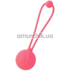 Вагинальный шарик L'Eroina Rosy, розовый - Фото №1