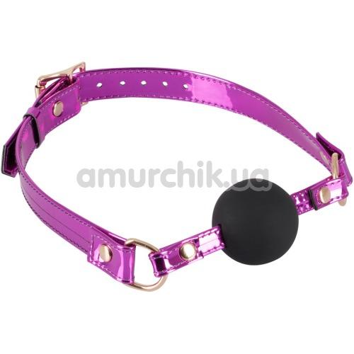 Бондажный набор Bad Kitty Fetish Kit, фиолетовый