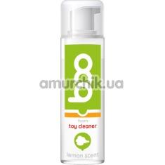 Антибактериальная пенка для очистки секс-игрушек Boo Foam Toy Cleaner Lemon Scent, 160 мл - Фото №1