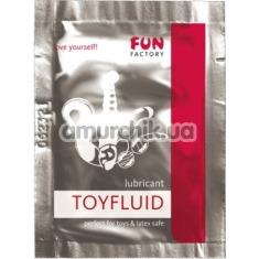 Лубрикант для секс-игрушек Fun Factory Toyfluid, 3 мл