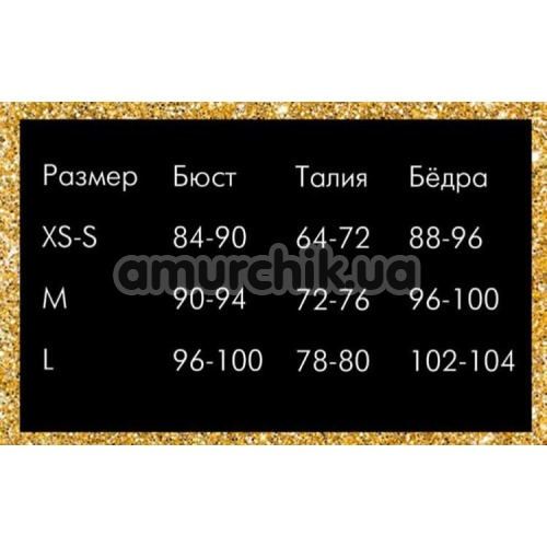 Мини-платье лаковое D&A SO3094, черное
