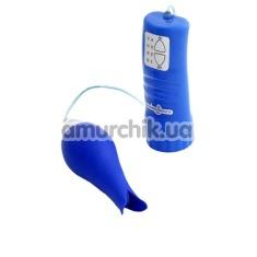 Купить Клиторальный вибратор Pure Vibes, синий